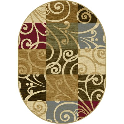 Cristopher Multi Area Rug Rug Size: Rectangle 76 x 910