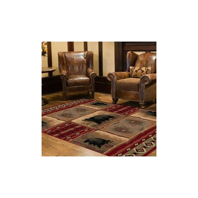 Valley Ivory Area Rug Rug Size: 710 x 103