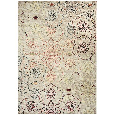 Culver Ivory Area Rug Rug Size: Rectangle 710 x 1010