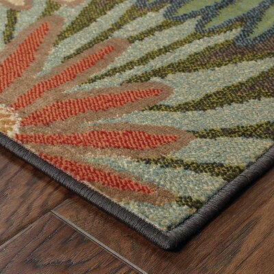 Lyonsdale Brown/Beige Area Rug Rug Size: 310 x 55