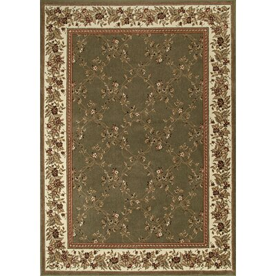 Westminster Sage Area Rug Rug Size: Rectangle 3'3