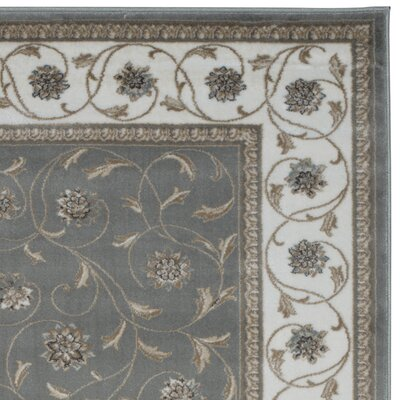 Light Green Area Rug Rug Size: Runner 22 x 77