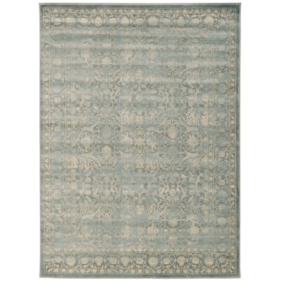 Benson Gray Area Rug Rug Size: 710 x 106