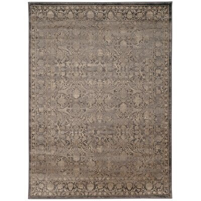 Benson Light Brown Area Rug Rug Size: 33 x 411