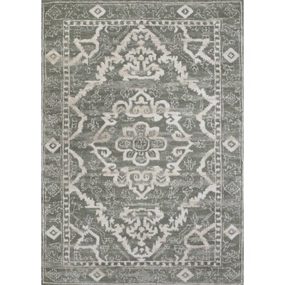 Norwood Green Area Rug