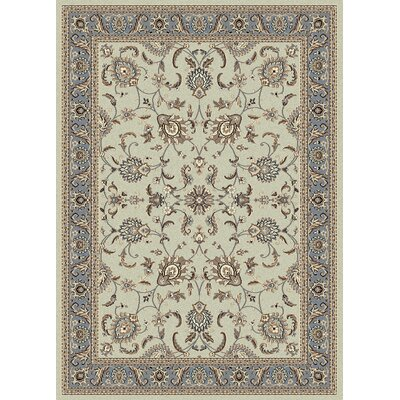 Weiser Green Area Rug Rug Size: Rectangle 55 x 77