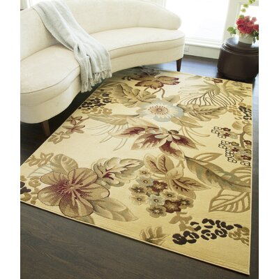 Allston Natural Area Rug Rug Size: 311 x 53