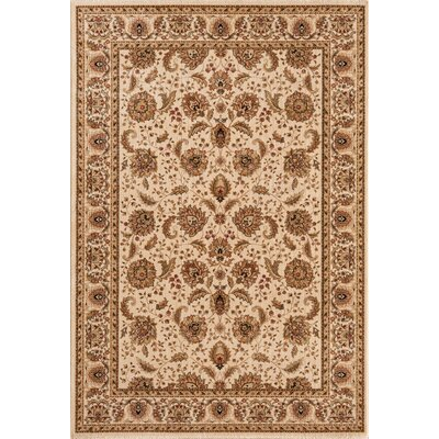 Dexter Wheat Area Rug Rug Size: Rectangle 33 x 53