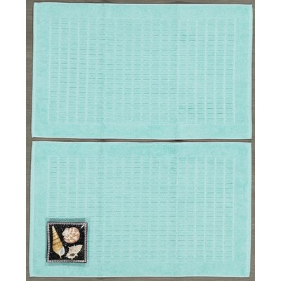 Yorkshire Bath Mat Color: Mint