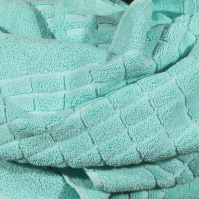 Biggs Heavyweight Cotton Towel Bath Rug Color: Mint