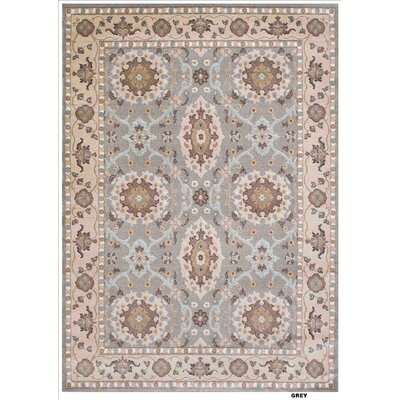 Avery Gray Area Rug Rug Size: Rectangle 710 x 102