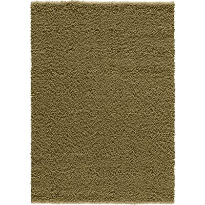 Vanessa Hand-Tufted Green Area Rug Rug Size: Rectangle 5 x 7