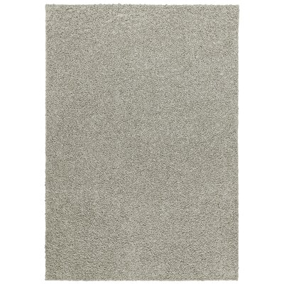 Vanessa Hand-Tufted Grey Area Rug Rug Size: Rectangle 5 x 7