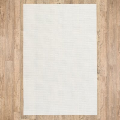 Wayfair Basics Non-Slip Rug Pad Rug Pad Size: Rectangle 48 x 76