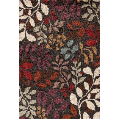 Hamilton Black Area Rug Rug Size: 5 x 73