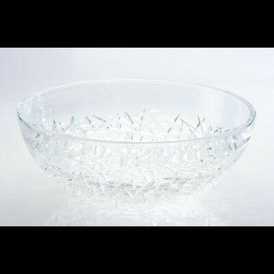De Medici Ice Circular Vessel Bathroom Sink
