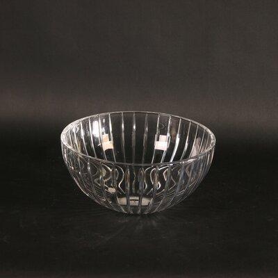De Medici LED Crystal Circular Vessel Bathroom Sink