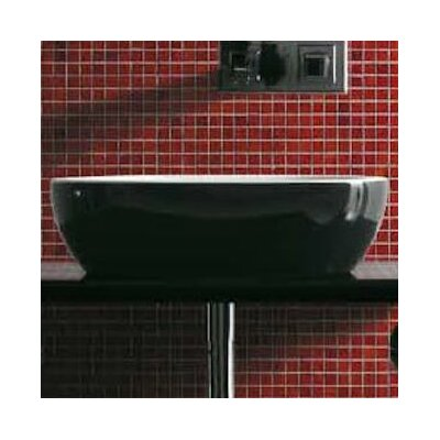 Musa Lacquered 47 Console Bathroom Sink