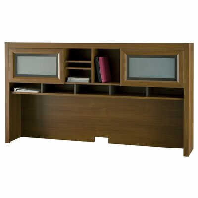 Collaroy 39.49 H x 70 W Desk Hutch Finish: Warm Oak