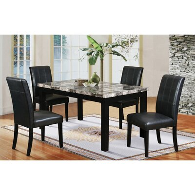 Cahill 5 Piece Dining Set