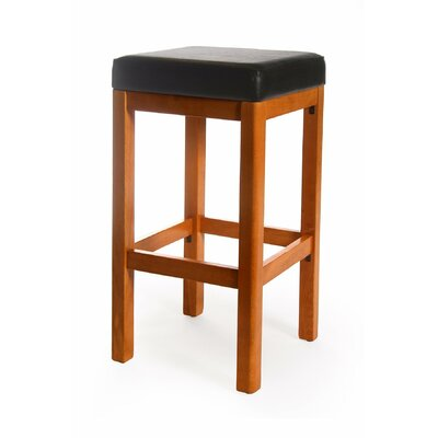 Kleio 30 Bar Stool Finish: Cherry
