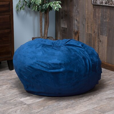 Bean Bag Chair Color: Midnight Blue
