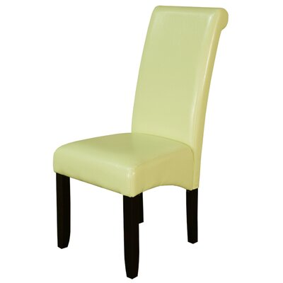 Darrell Parsons Chair Upholstery: Light Green