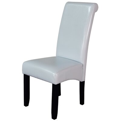 Darrell Parsons Chair Upholstery: Grey
