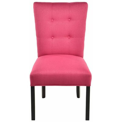 Parsons Chair Upholstery: Candice Tulip