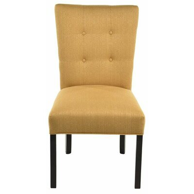 Parsons Chair Upholstery: Candice Fawn