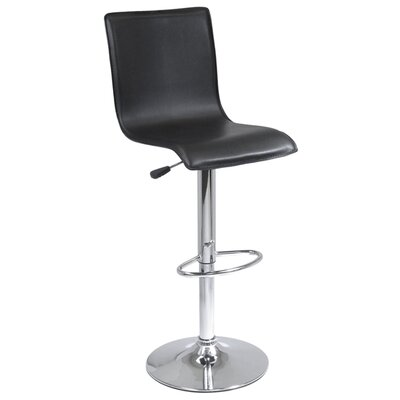 Clayton Adjustable Height Swivel Bar Stool