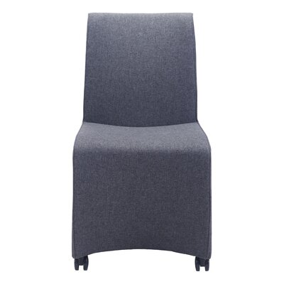 Cheyenne Parsons Chair Upholstery: Dark Gray