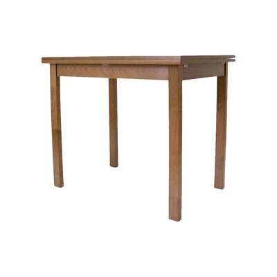 Lana Flex Extendable Dining Table Finish: Walnut