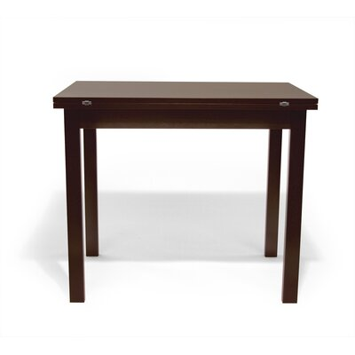 Lana Flex Extendable Dining Table Finish: Coffee