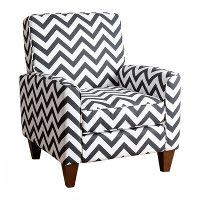 Lauren Chevron Armchair