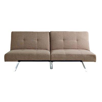 Sleeper Sofa Upholstery: Taupe