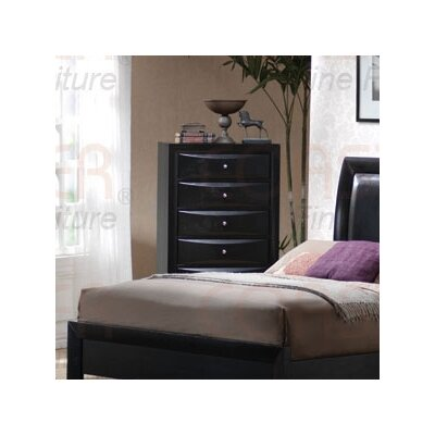 Borotice 6 Drawer Chest