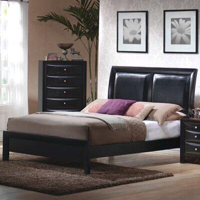Panel Platform Customizable Bedroom Set