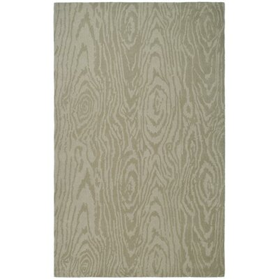 Hand-Woven Potters Clay Area Rug Rug Size: Rectangle 5 x 8