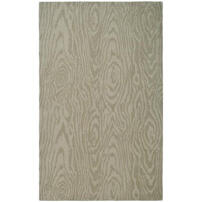 Hand-Woven Potters Clay Area Rug Rug Size: 5 x 8