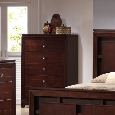 Bethania 5 Drawer Standard Chest