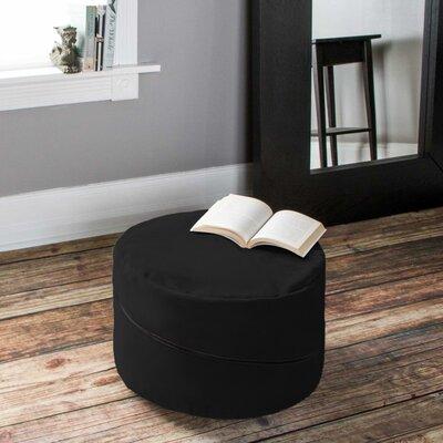 Bubovice Pouf Upholstery: Black