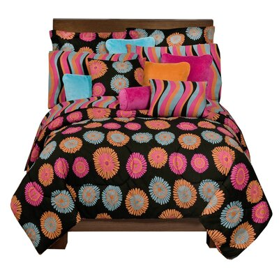 Clovelly Comforter Set Size: Queen
