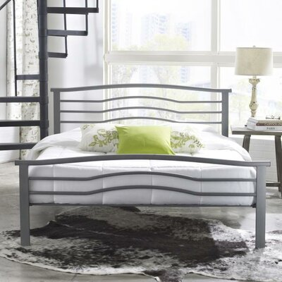 Metal Platform Bed Size: Twin