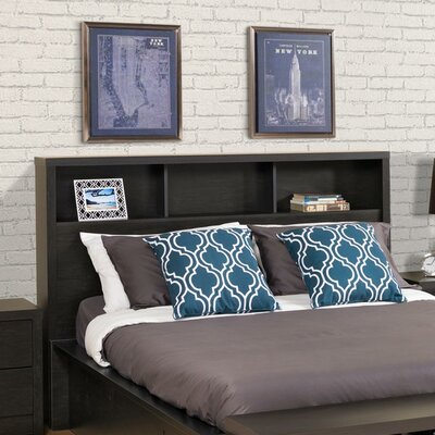 Reiby Bookcase Headboard Size: Full / Queen