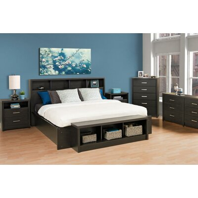 Reiby Platform Customizable Bedroom Set
