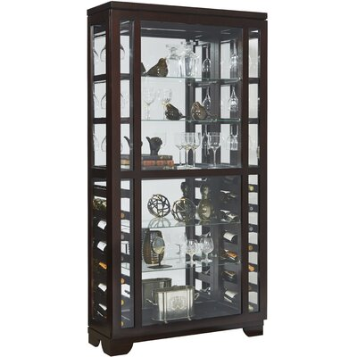 Damon 14 Bottle Floor Wine Cabinet