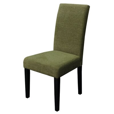 Kara Parsons Chair Upholstery: Moss Green