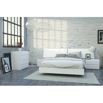 Chelsey Platform Configurable Bedroom Set