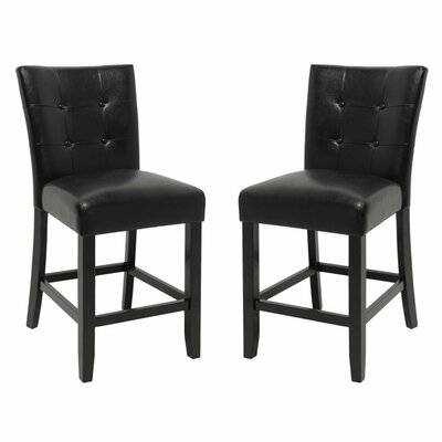 Chloe 24 inch Bar Stool (Set of 2)